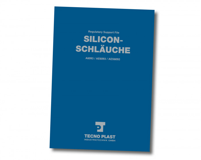 REGULATORY SUPPORT FILE Für die Silicon-Schläuche A6093/AE6093/AES6093